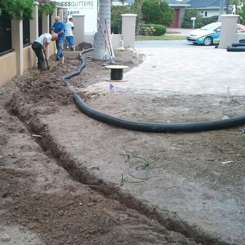 gutters-drainage-sarasota