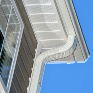 Downspouts, Soffit and Fascia While gutters are important, there are other elements that are necessary that complete the big picture. Let us help you get the look you desire by repairing, replacing or installing downspouts, soffit and fascia on your home. Like our gutters, we offer a variety of color options so when it comes to appearance you are limited by only your imagination. Whether you seek repair or replacement, our craftsmanship is unmatched—you are sure to love the results!